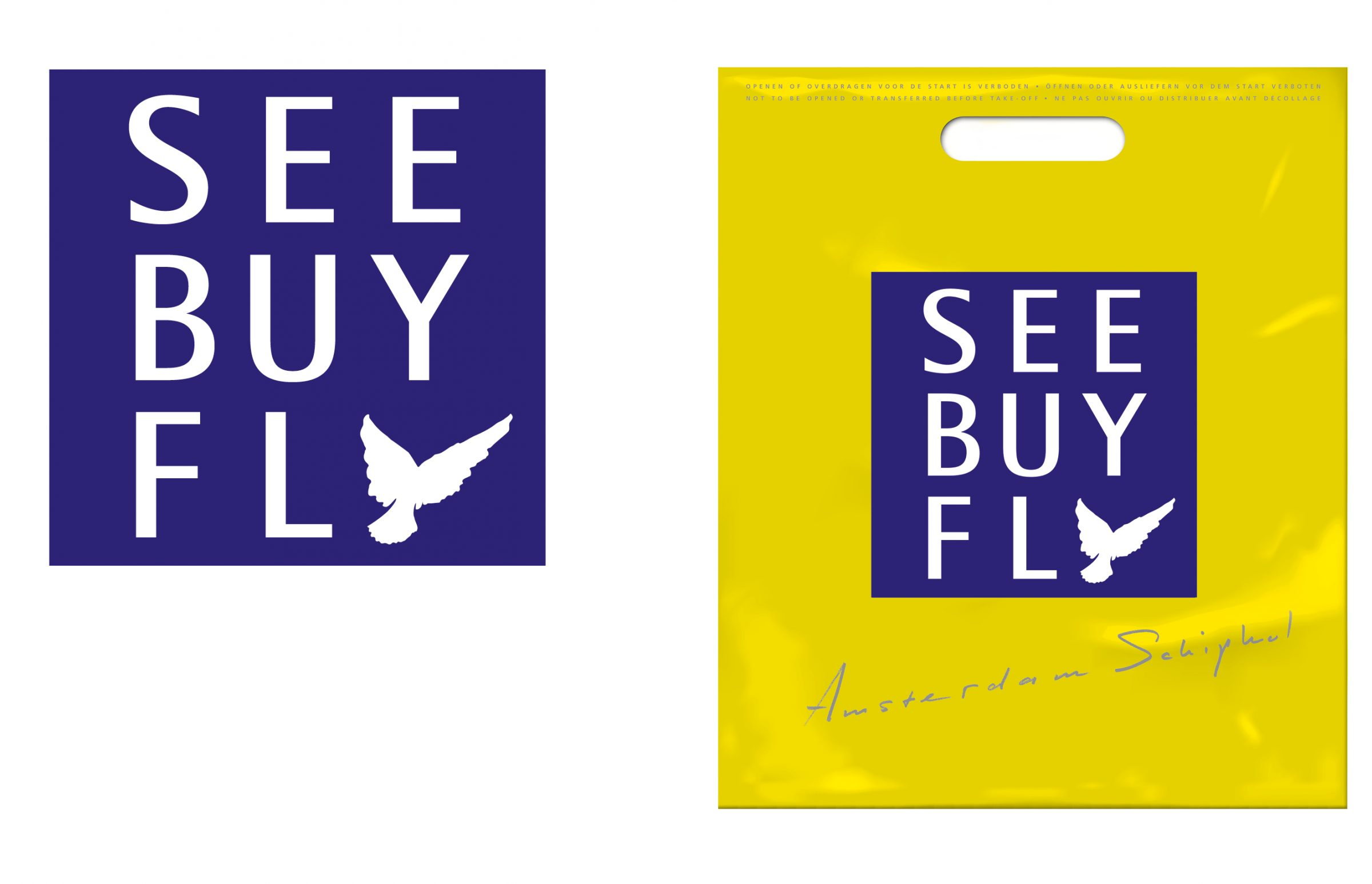 See Buy Fly - reclamebureau